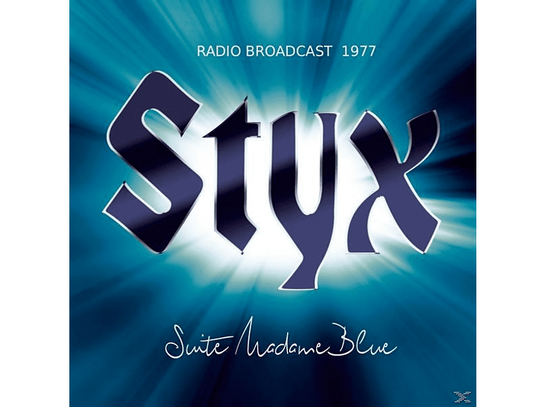 Styx - Suide Madame Blue [CD]
