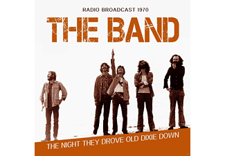 The Band - The Night They Drove Old Dixie Down - (CD)