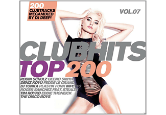 VARIOUS - Clubhits Top 200 Vol.7 - (CD)