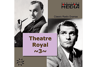 Theatre Royal Vol.3 - 2 CD - Hörbuch