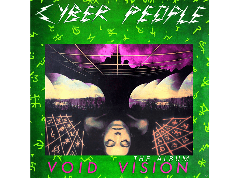 Cyber People - Void Vision-The Album [CD]