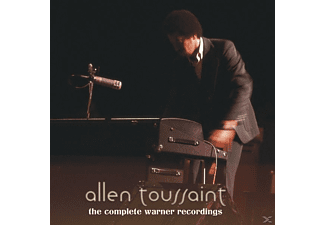 Allen Toussaint - Complete Warner Bros.Recordings,The - (CD)