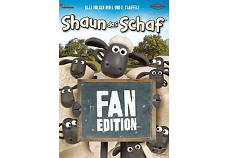 Shaun (Fan Edition 1+2/Softbox) - (DVD)