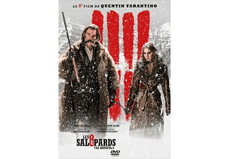 Les 8 Salopards DVD