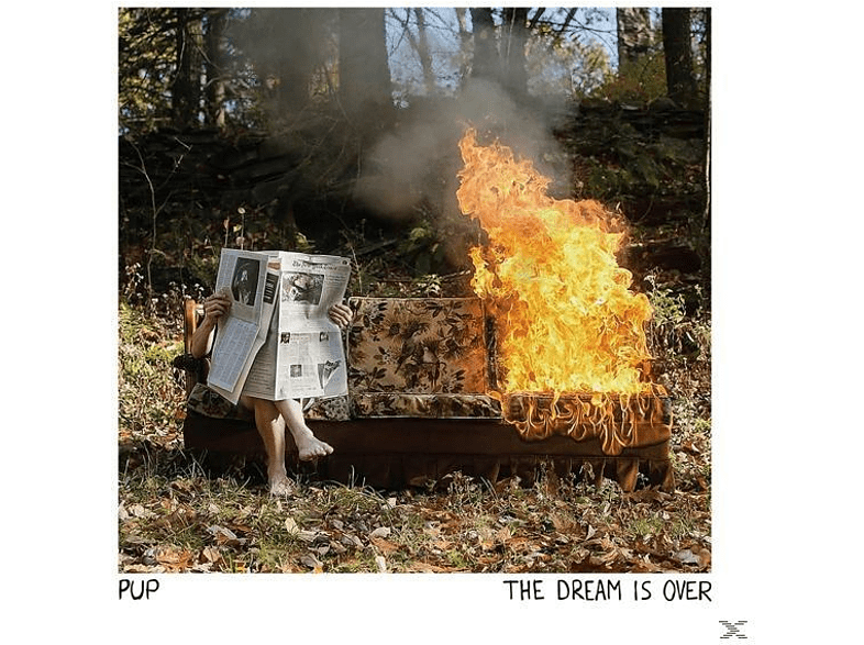 Pup - The Dream Is Over [CD]