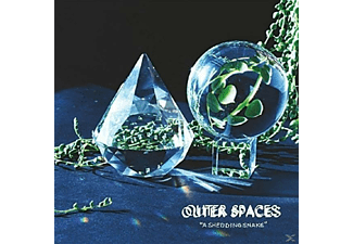 Outer Spaces - A Shedding Snake - (CD)
