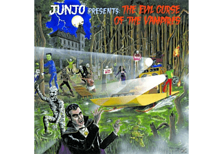 Henry 'junjo' Lawes, Scientist - Junjo Presents: The Evil Curse..(2CD Digipak) - (CD)