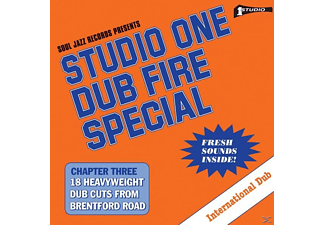 Dub Specialist - Studio One:Dub Fire Special - (CD)