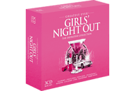 VARIOUS - Greatest Ever Girl's Night [CD]