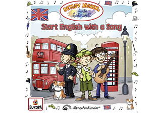 Detlev Jöcker - Start English with a Song - (CD)