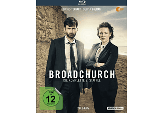 Broadchurch - Die komplette 2. Staffel - (Blu-ray)