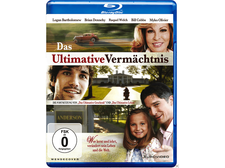 Das Ultimative Vermächtnis [Blu-ray]