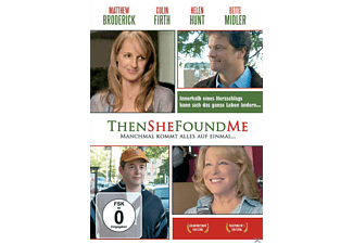 Then She Found Me - (DVD)