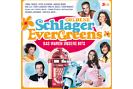 VARIOUS - Goldene Schlager Evergreens [CD]