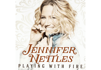 Jennifer  Nettles - Playing With Fire [CD]