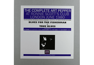 Art Pepper - The Complete. At Ronnie Scott's Club London June 1980 - (Vinyl)