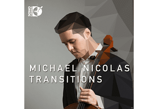 Michael Nicolas - Transitions - (CD)