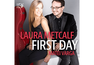 Laura Metcalf, Matei Varga - First Day - (CD)