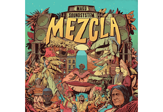 M.A.K.U. SoundSystem - Mezcla - (LP + Download)