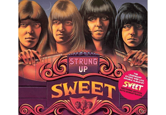 The Sweet - Strung Up (New Extended Version) [CD]