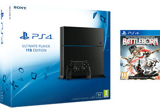 SONY PlayStation 4 Ultimate Player Edition (inkl Battleborn) - 1 TB