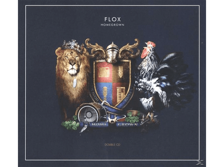 Flox - Homegrown (Ltd 2CD Edition) [CD]