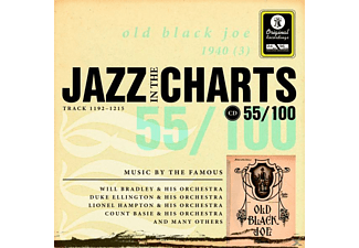 VARIOUS - Jazz In The Charts 55/1940 (3) (Various) - (CD)