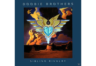 The Doobie Brothers - Sibling Rivalry (Orange) - (Vinyl)