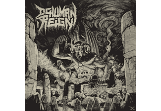 Dehuman Reign - Ascending From Below - (CD)
