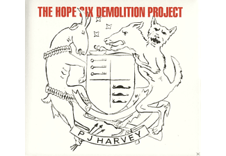 PJ Harvey - The Hope Six Demolition Project - Limited Edition (CD)