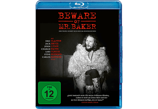 Beware of Mr. Baker - (Blu-ray)