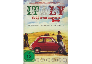 Italy, Love It or Leave It - (DVD)