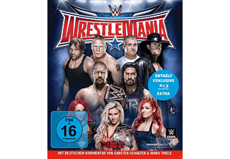 WWE - WrestleMania 32 - (Blu-ray)
