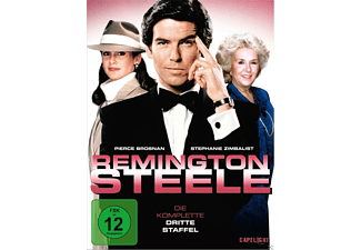 Remington Steele - Staffel 3 [DVD]