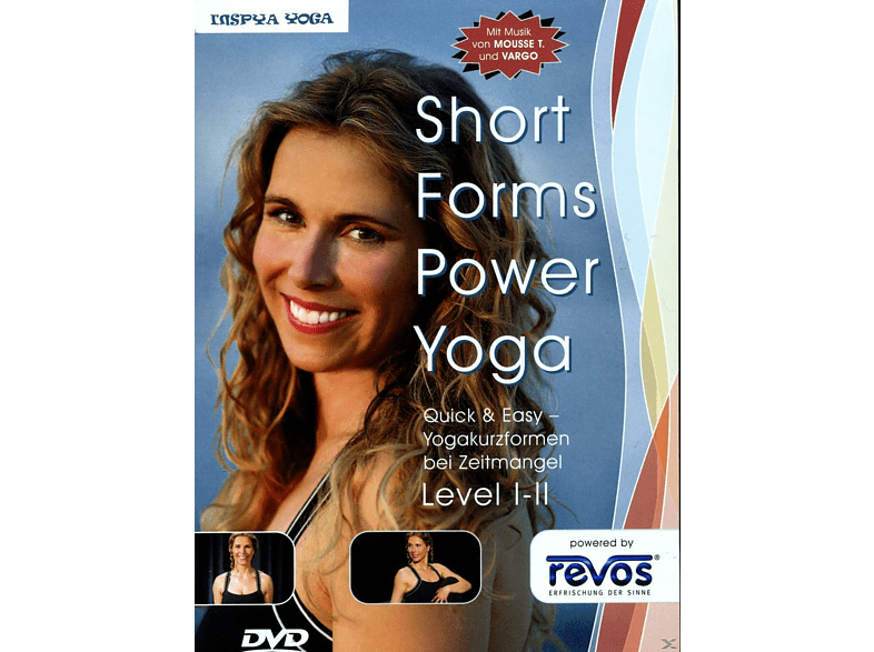 Short forms Power Yoga [DVD]