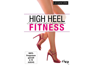 High Heel Fitness - (DVD)