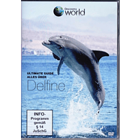 Ultimate Guide - Alles über Delfine - Discovery World [DVD]