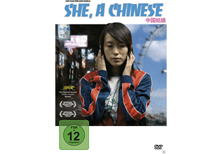 She, A Chinese - (DVD)