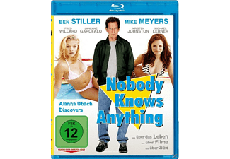 Nobody Knows Antything! - (Blu-ray)