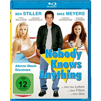 Nobody Knows Antything! [Blu-ray]