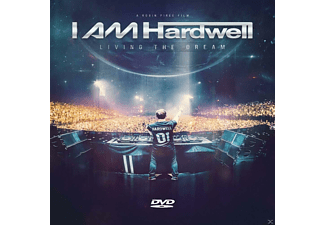 Hardwell - I AM Hardwell - Living The Dream | DVD