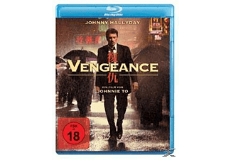 Vengeance - (Blu-ray)