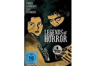 Legends of Horror - (DVD)