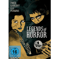 Legends of Horror [DVD]