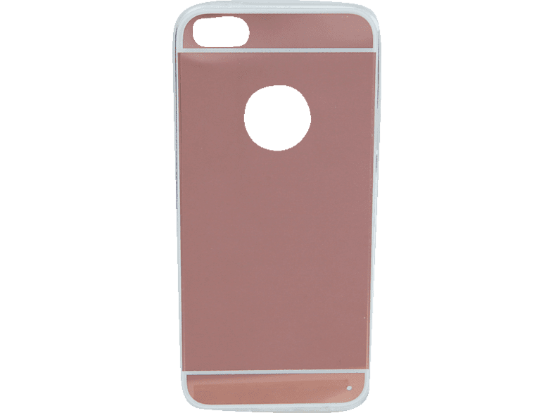 V-DESIGN MIR 003 Backcover Apple iPhone 5, iPhone 5s, iPhone SE Thermoplastisches Polyurethan Pink