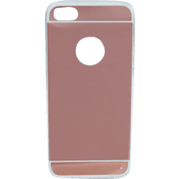 V-DESIGN MIR 003 , Backcover, Apple, iPhone 5, iPhone 5s, iPhone SE, Thermoplastisches Polyurethan, Pink
