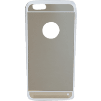 V-DESIGN MIR 001 Backcover Apple iPhone 5, iPhone 5s, iPhone SE Thermoplastisches Polyurethan Gold