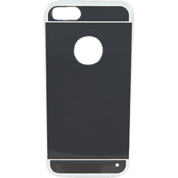 V-DESIGN MIR 002 , Backcover, Apple, iPhone 5, iPhone 5s, iPhone SE, Thermoplastisches Polyurethan, Grau