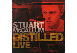 Stuart Mccallum - DISTILLED - (CD)