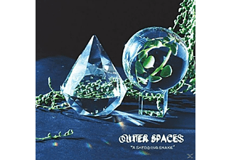 Outer Spaces - A Shedding Snake - (Vinyl)